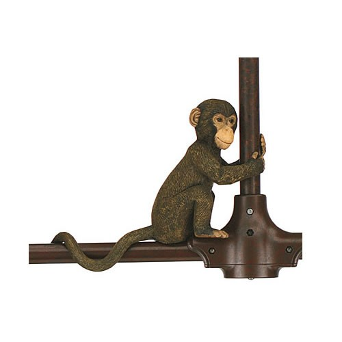 Decorative monkey accessory