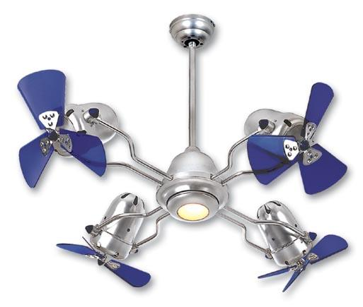Ceiling fan eFAN first version
